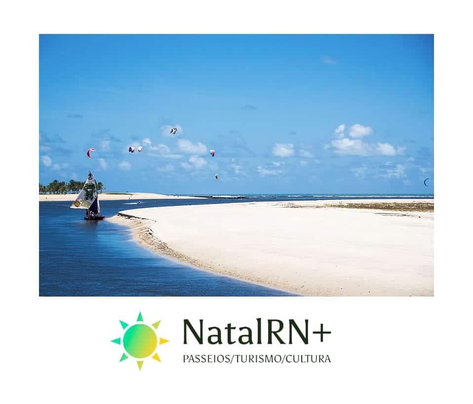 Praia Barra de Cunhaú, Natal - RN 1