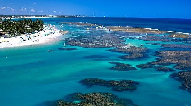 Porto de Galinhas Praia de Pipa