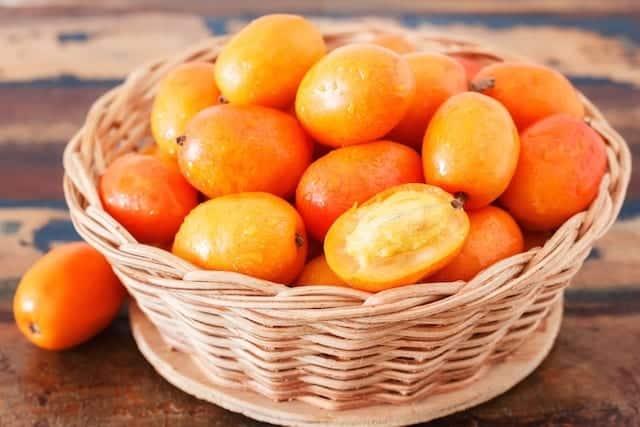 Frutas de Natal
